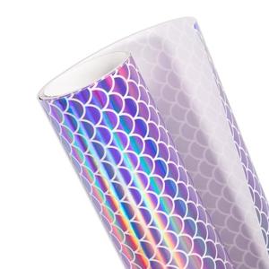 Bilde av Holo mermaid lilla vinyl 30 x