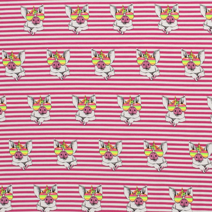 Jersey Kule griser rosa