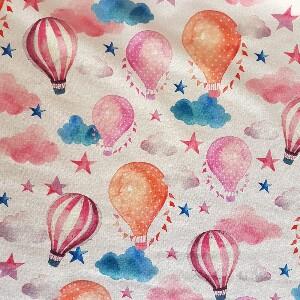 Bilde av French terry - Luftballong