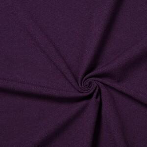 Bilde av Aubergine lilla jersey 180 cm