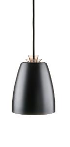 Bilde av Bell Mini Sort/Hvit 5W LED