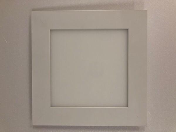 Air LED Panel Mini 15W 3000K innfelling dimbar