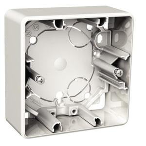Bilde av Exxact enkel-kappe 35mm hvit