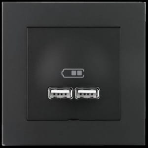 Bilde av Plus USB lader 2,1A I SO