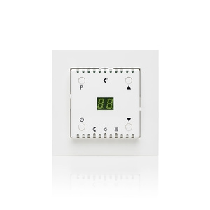 Bilde av Eco Thermostat SI-4 10A White