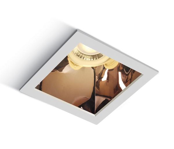 SIRIUS LED Exclusive 6,5W Hvit Kobber