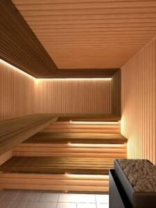 Bilde av LED strips til badstu 24V
