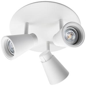 Bilde av Zoom Rondell 3x6,5W LED Matt