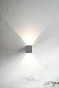 Bilde av CANTO Kubi 2x5W LED Matt grå