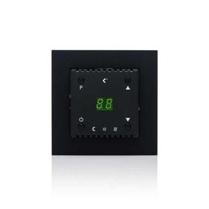 Bilde av Eco Thermostat SI-4 10A Black
