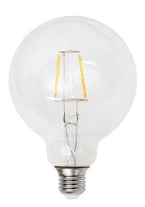 Bilde av LED Globe 125 FLM E27 827 4W