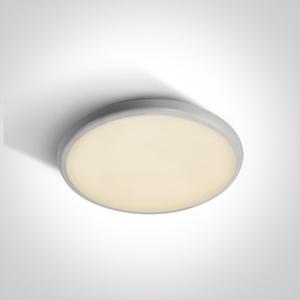 Bilde av LED PLAFO SENSOR 25W Hvit
