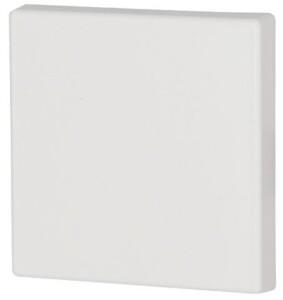 Bilde av Enkel vippe ren hvit 55x55mm