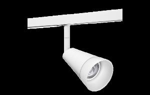 Bilde av Zip 230V Hvit Glass spot