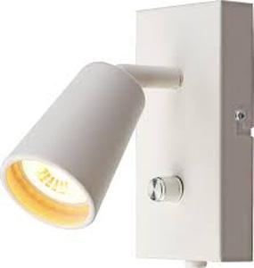 Bilde av KONY 5,5W LED Vegg/Sengelampe