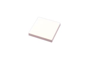 Bilde av Vippe enkel ren hvit 55x55mm