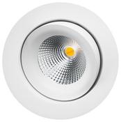 Dim to warm led downlight
