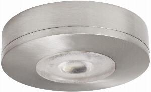 Bilde av LEDstar Børstet stål 140lm