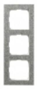 Bilde av Plus ramme 3-hull ALU