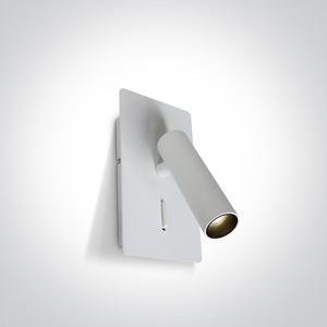 Bilde av LED Nattlampe med USB, 3W COB