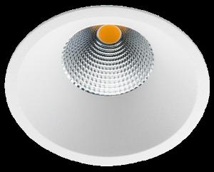 Bilde av Soft Slim Hvit 9W LED 2700K