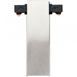 Bilde av Zip 230V Børstet stål