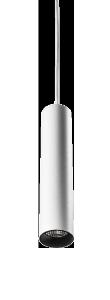 Bilde av Zip Tube Micro Pendel Hvit