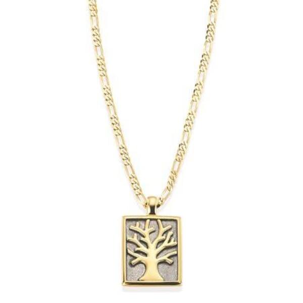 Bilde av GD Mann Tree of life forgylt