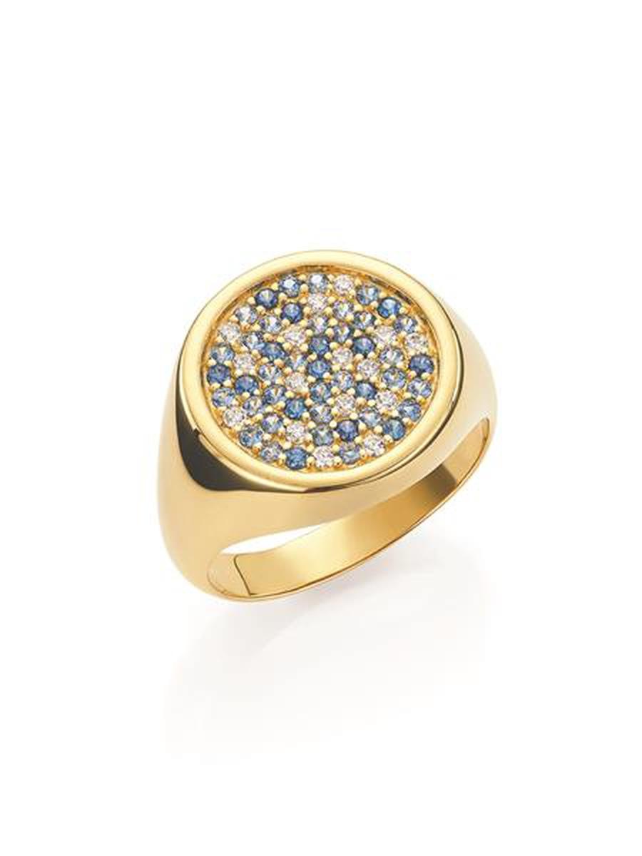 Amalie signatur  GD ring