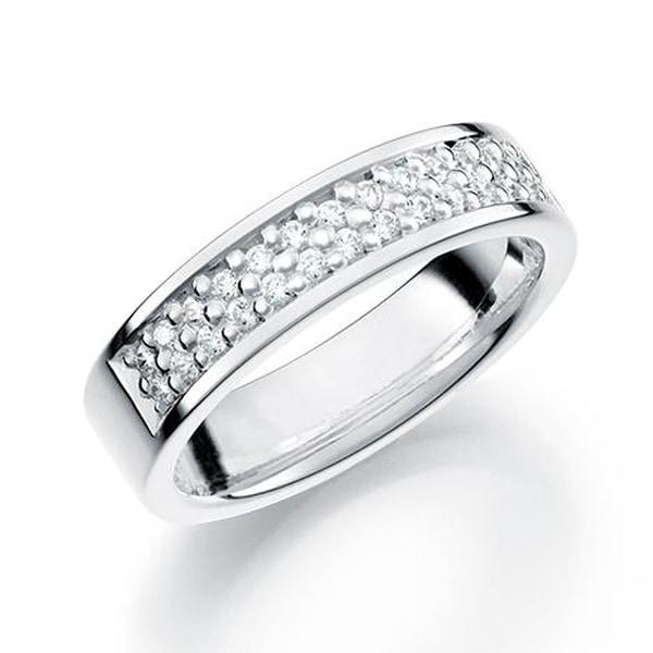 Bilde av GD Forever Diamant 5mm Hvitt