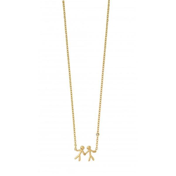 Bilde av Together - My love necklace -