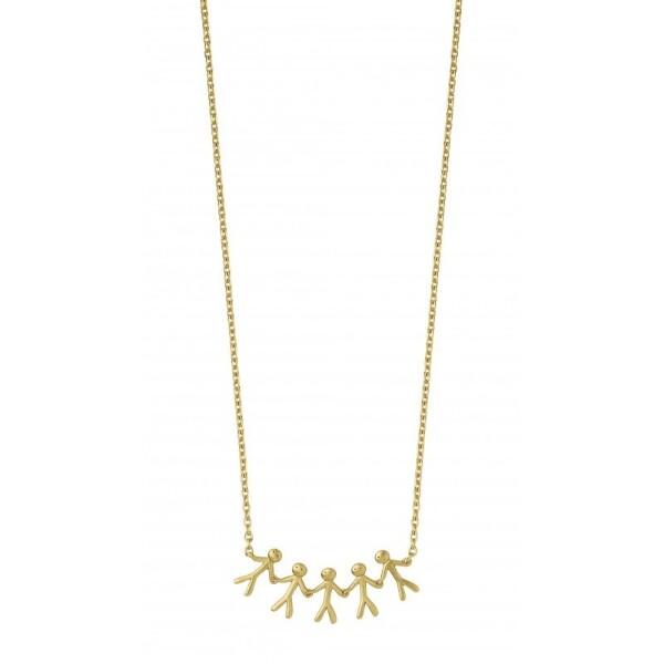 Bilde av Together - Family necklace 5