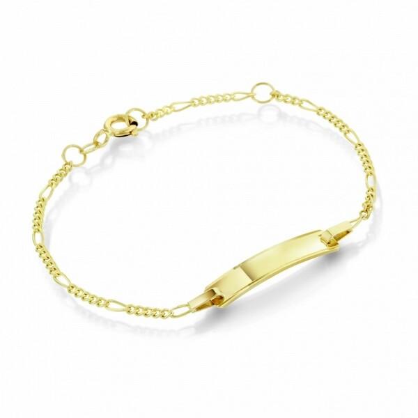 Bilde av Id armbånd i gull