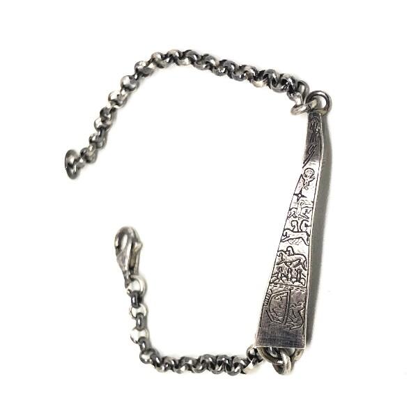 Bilde av Dynnasteinen armbånd i sølv