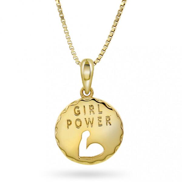 Bilde av Smykke i sølv GIRL POWER