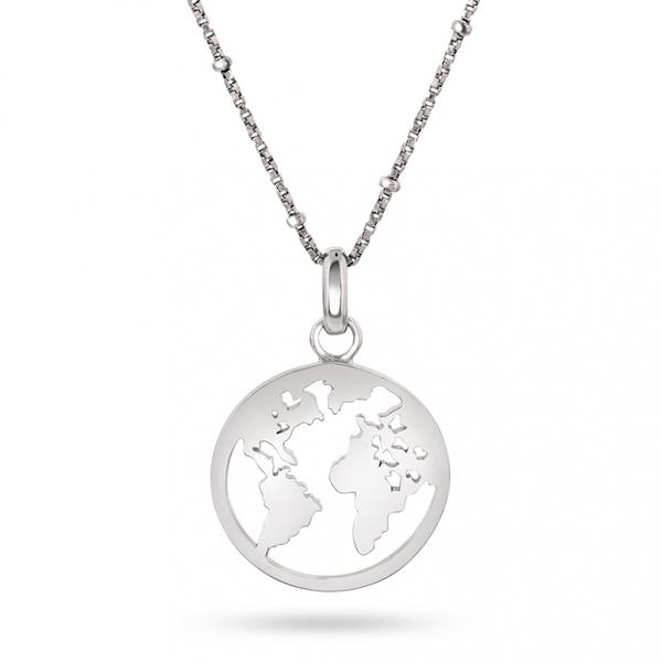 Bilde av Verdenssmykke i sølv