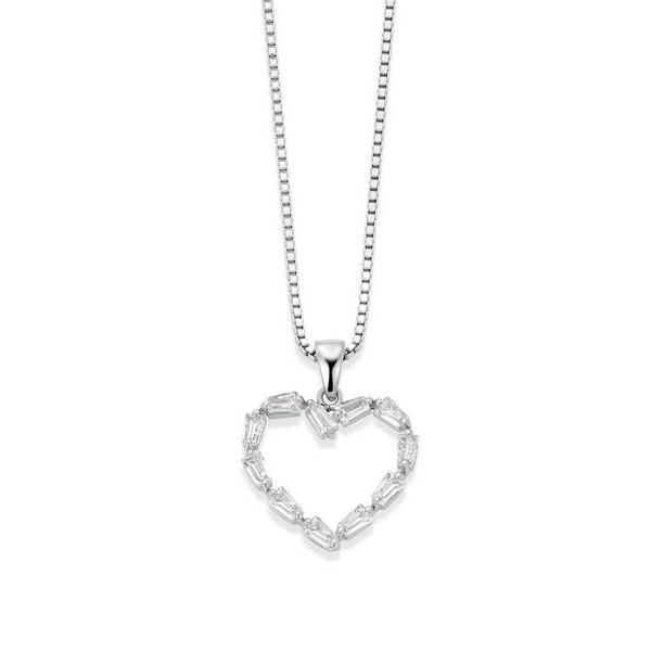 Bilde av Iben smykke i sølv med