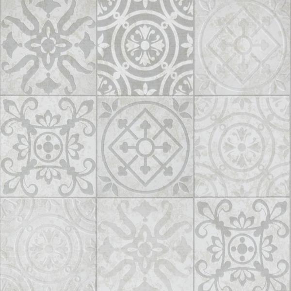 Bilde av Marokkanske fliser antique kontaktplast