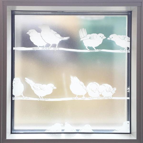 Bilde av Static Premium Filippa vindusfolie