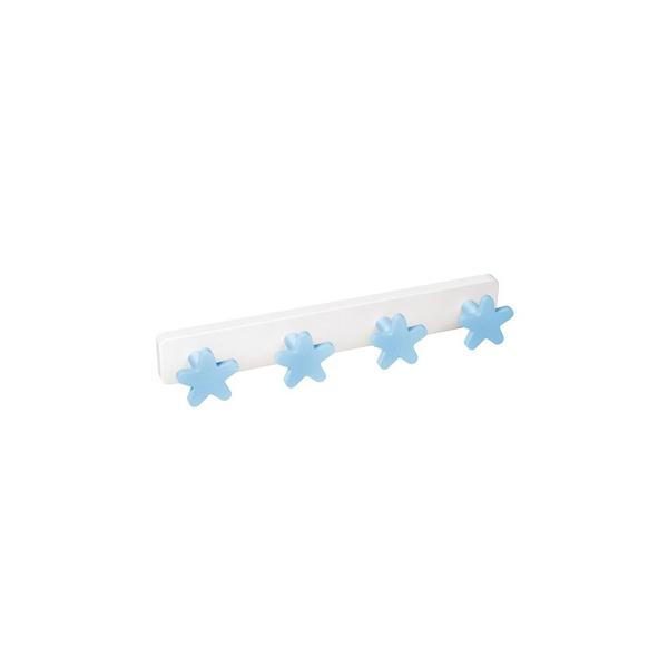 Bilde av Knaggrekke stjerner, blå