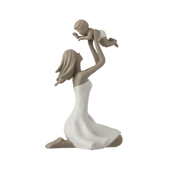 Bilde av Mor og barn figur