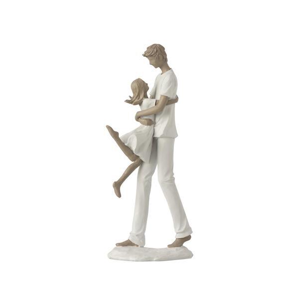 Bilde av Far og datter figur