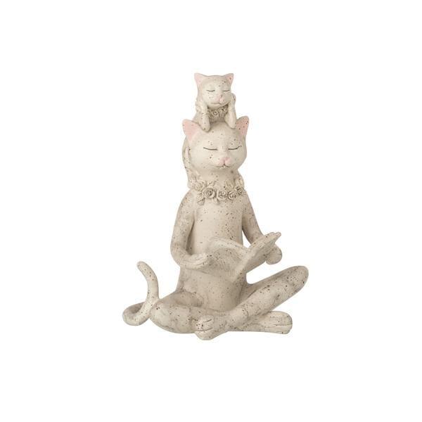 Bilde av Katt med bok figur