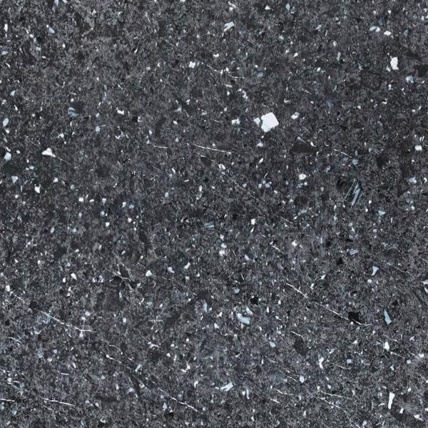 Bilde av Sort Granitt gulvfliser