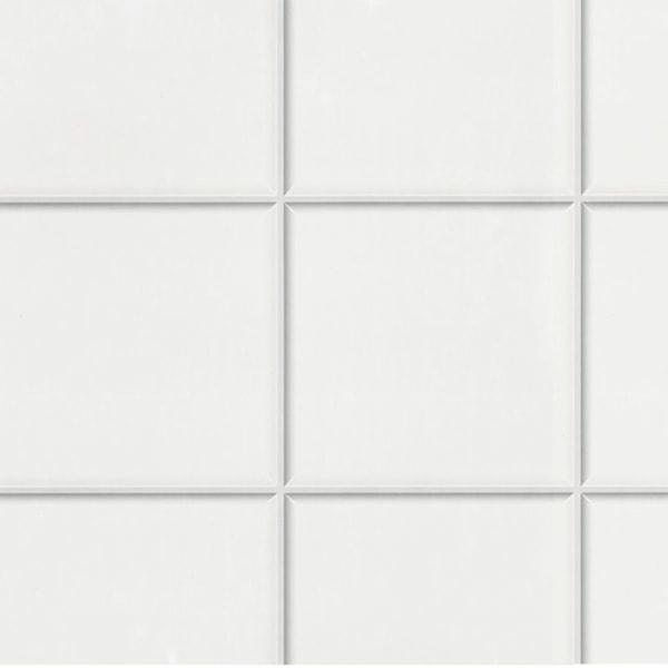 Bilde av Hvite fliser kontaktplast