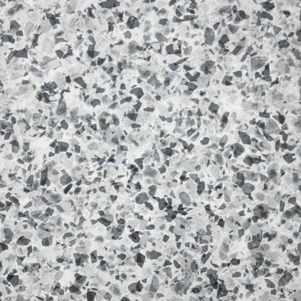 Bilde av Terrazzo sølvgrå kontaktplast