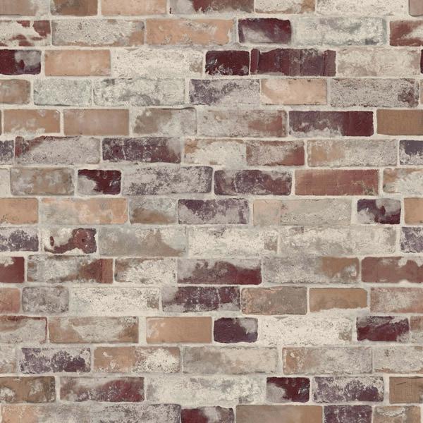 Bilde av Vareprøve: Old brickwall våtromstapet