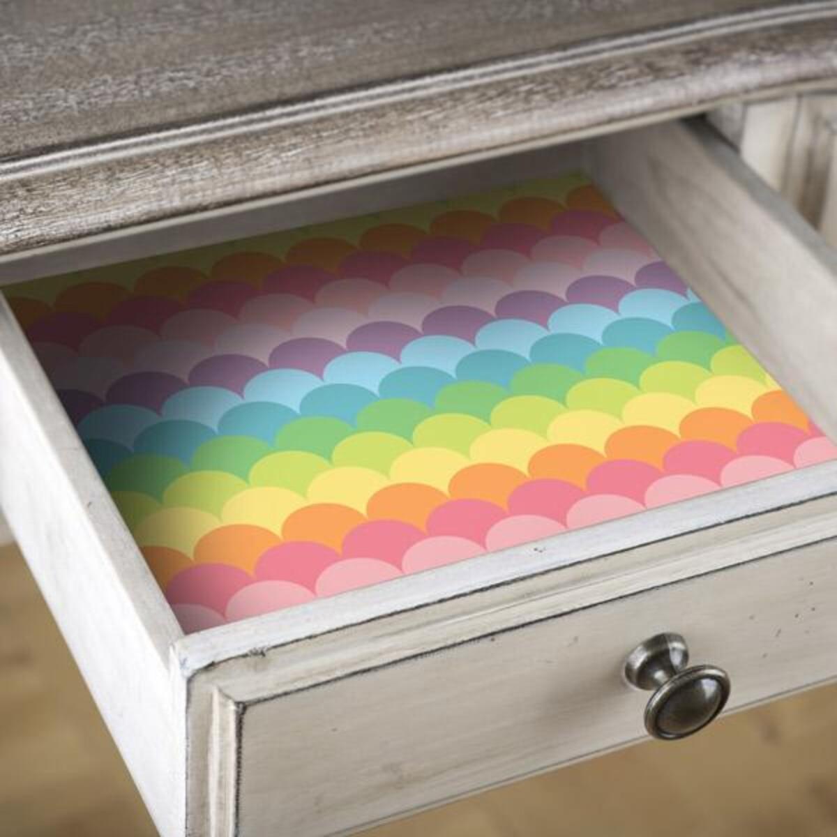 Rainbow kontaktplast