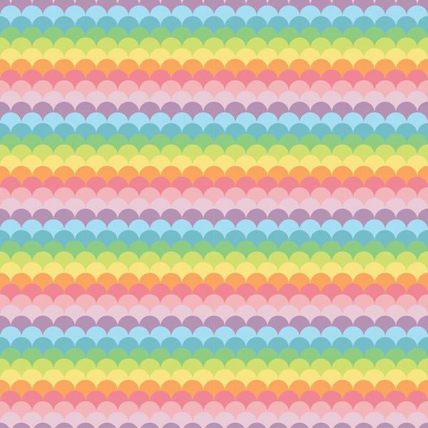 Bilde av Rainbow kontaktplast