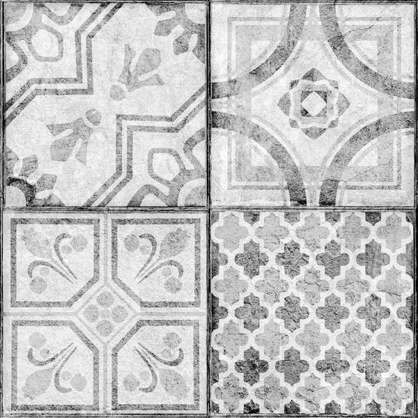Bilde av Vareprøve: Moroccan Style gulvfliser